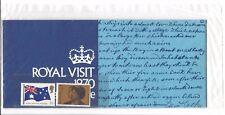 Australia 1970 Royal Visit Pack, Japanese Version, Unopened MUH (SEE SCANS)
