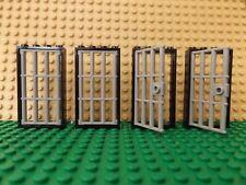 LEGO telaio della porta 1 x 4 x 6 BANDITI Finestra Maniglia Porta Stud BANDITI Cella Van