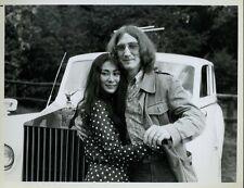 "Mark McGann Kim Miyori John Lennon and Yoko Ono Original 7x9"" Photo #K2457"
