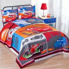 Disney Cars 2 Standard Size Pillow Sham (quilt not included)