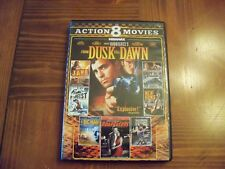 8-Movie Action Pack, Vol. 4 (DVD, 2013, 2-Disc Set)