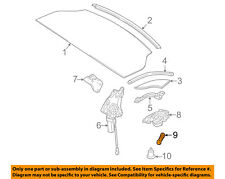 MERCEDES OEM 12-16 SLK55 AMG Retractable Top-Linkage Spring Right 1723300239