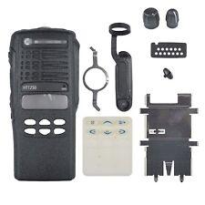 For Motorola HT1250 LS,LS+ limited keypad refurb housing complete in (BLACK