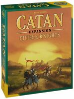 Catan Cities & Knights 5th Edition Expansion Game Catan Studio CN3077