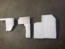 INFINITI G35 SEDAN RIGHT PASSENGER UNDER CARPET FOAM SET OEM 03-06