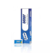 Derby Extra Blue  Blades New!! Pack of 100 / SAME DAY POST