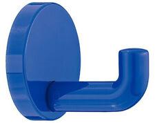 Robe Hook 50mm Diameter Rose Ultramarine Blue