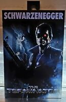 NECA 51912 Terminator Ultimate T-800 Police Station Assault 7 Inch Action Figure