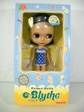 Neo Blythe Prima Dolly Ebony RBL Takara 2007 NIB Import Japan