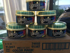 6x turtle wax magic match color coded car polish (BLUE CARS)