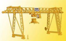 Kibri HO 38530 H0 DEMAG Containerkran Bausatz *Neu*
