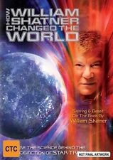 How William Shatner Changed The World (DVD, 2007)