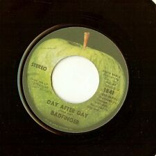 "Badfinger     ""Day After Day""      Apple 45 Single Vinyl"