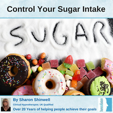 Stop Addiction to Sugar, Chocolate, Sugary Food & Drink Hypnosis CD @HALF PRICE