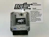 Motorsteuergerät ECU Bosch 0281018510 04L907309B EDC17C64 Clone* / IMMO OFF*