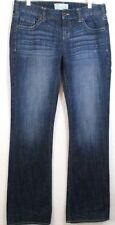 Maurices Jeans Size 9 / 10 Long ASHLYN BOOT Stretch Denim Inseam 33.5
