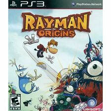 *NEW* Rayman Origins Game Only - PS3