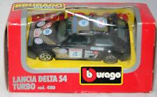 BBURAGO 4180 LANCIA DELTA s4 Turbo Esso - 1:43