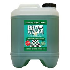 Enzyme Wizard No Rinse Floor Cleaner 10lt Cube