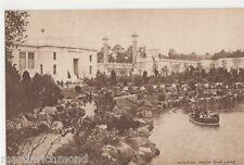 British Empire Exhibition, Malaya from The Lake Postcard, B505