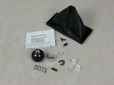 1977 -1982 Corvette C3 Automatic Shifter Handle Ball Rebuild Kit w Black Boot