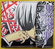 Black Butler II Kuroshitsuji Cosplay Anime Coin Wallet Purse New Cosplay Essenti