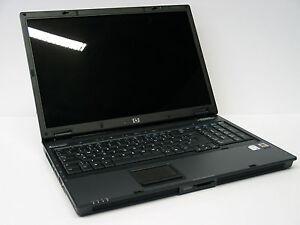HP NX9420 Core 2 Duo T5500 1,66ghz - 80 HDD - 2048RAM - 17,1'' - DVDRW - WIFI XP