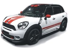 Strisce adesive kit Mini John Cooper Countryman - by colorkit Italy- 000032