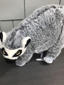 "Melissa & Doug Lemur Plush 14.5""H x 15.5""W x 9""D Pre-owed"