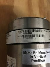 MKS 627BU5TBD1B  Baratron Pressure Gauge Transducer Range .05 Torr