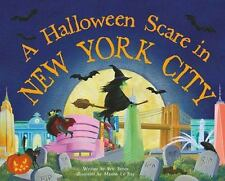 A Halloween Scare in New York City by Eric James (2015, Picture Book)