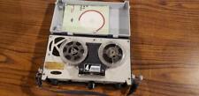 Mayfair Portable 4 Transistor Reel to Reel Tape Recorder Model TR-1964 RARE