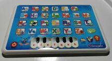 Wie Neu Kinder Lernspielzeug mit Buchstaben und Sound  von Clementoni