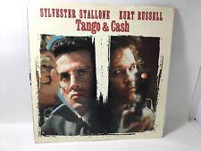 Tango and Cash Laserdisc Videodisc Kurt Russell Sylvester Stallone Near Mint!!