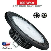 100W UFO LED High Bay Light, Replacement for 400W HID/HPS,LED Warehouse Lighting