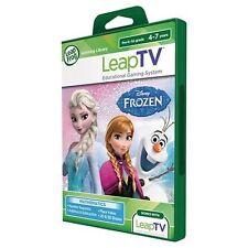 LeapFrog Leap TV Disney Frozen Educational Game