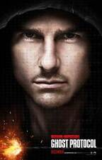 MISSION: IMPOSSIBLE - GHOST PROTOCOL Movie Promo POSTER B Tom Cruise
