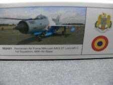 1/200 Herpa Romanian Air force Mikoyan MiG 21 LanceR C 552431