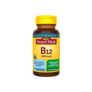 Nature Made Vitamin B12 1000mcg 90ct Softgels