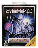 Atari Lynx Spiel - Tournament Cyberball NEU & OVP