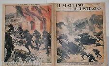 1941 Avanzata italiana Spalato Bersaglieri San Colombano Radio Guerra Molders di