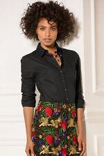Women Lady Girls Work Office Loose Long Sleeve Work Shirt Blouse Tops Dress