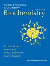 Biochemistry by Nancy Counts Gerber, Jeremy M. Berg, Richard I. Gumport and...