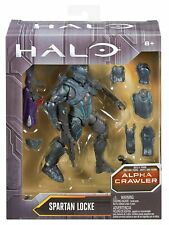 Halo Spartan Locke 6 Inch Action Figure - Alpha Crawler