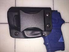 IWB Holster - S&W M&P Bodyguard with Laser - 0 Deg Cant - Adj Ret - Left Handed