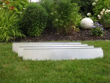 Rasenkante mit Klick-Fix-System 18 cm hoch für problemlose Montage