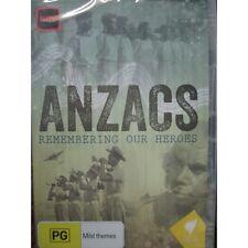 Anzacs Remembering Our Heroes - Aboriginal Servicemen Doco DVD