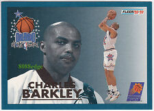 1992-93 FLEER ALL-STARS: CHARLES BARKLEY #2 OF 24 PHOENIX SUNS/DREAMTEAM USA/HOF