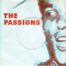 7inch THE PASSIONS	hunted	NEW WAVE - HOLLAND EX 1979   (S0076)