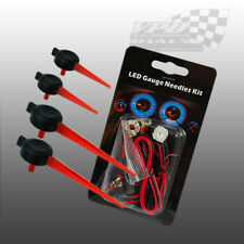 Interior speedo dash panel needle Red illumination 12v bulb car van lighting kit
